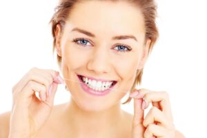 Boca Raton FL Dentist | Only Floss The Teeth You Want To Keep